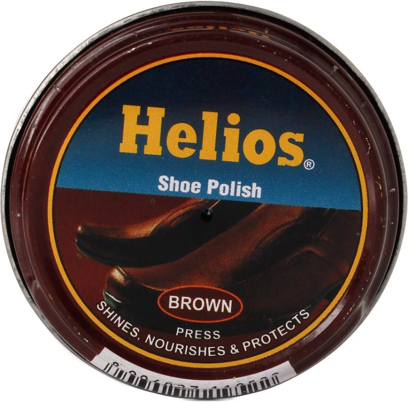 helios nourishing leather shoe wax price in india