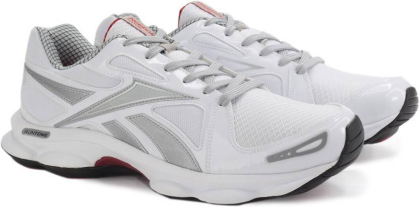 0d97a4d99e4af3 REEBOK RUNTONE DOHENY TREND Running Shoes For Men - Buy White