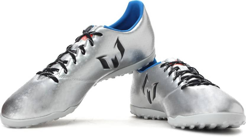 0e91a4b5feb19 ADIDAS MESSI 16.4 TF Men Football Shoes For Men - Buy SILVER MET ...