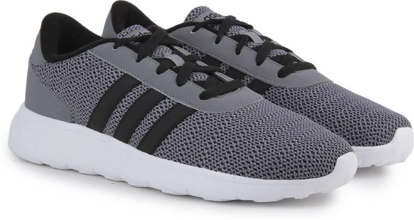 7902c6d78 ADIDAS NEO LITE RACER Sneakers For Men - Buy GREY CBLACK ONIX Color ...