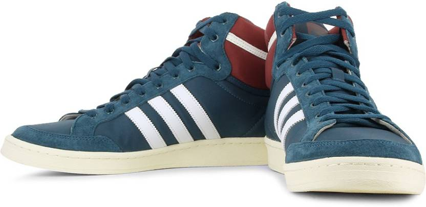 fb62a1b6bd ADIDAS ORIGINALS Americana Hi 88 Mid Ankle Sneakers For Men (Multicolor)