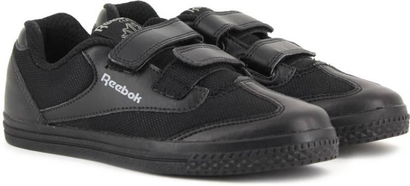 REEBOK CLASS BUDDY JR School Shoes For Women - Buy BLACK  FLAT GREY ... 40f26ab44d