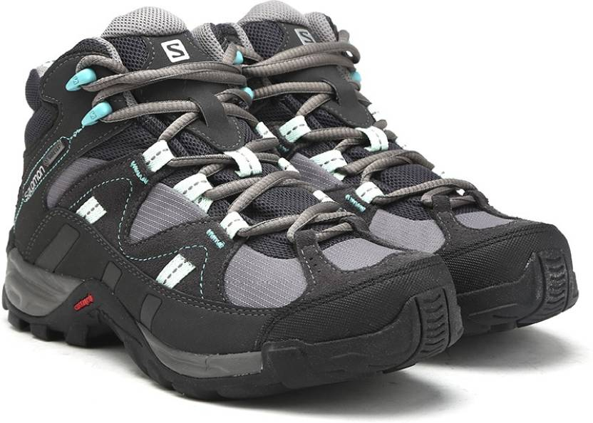 separation shoes 9cbd6 9d602 Salomon Trekking and Hiking Shoes For Women