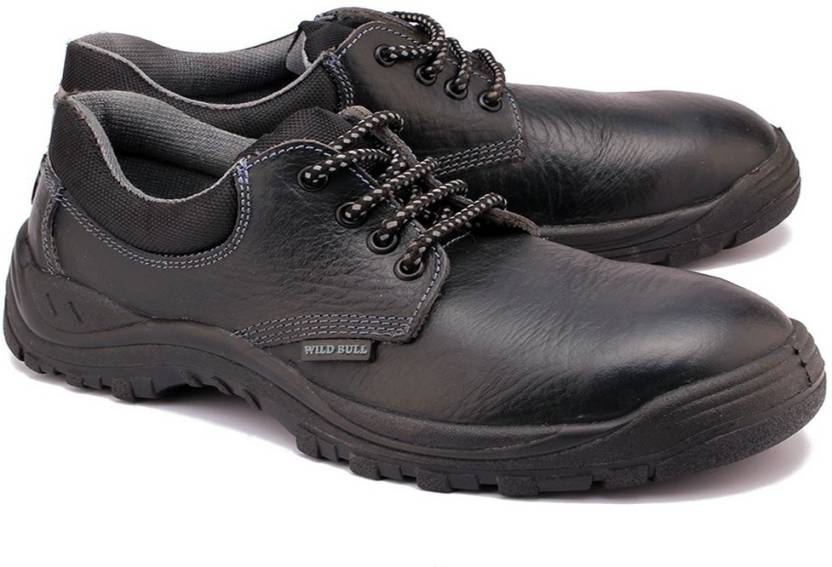 5019791eafa Wild Bull Safety Shoes Casuals For Men