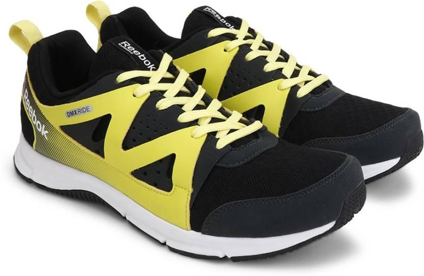 b205ed77c8883e REEBOK SUPREME RUN Men Running Shoes For Men - Buy BLACK GRAVEL ...