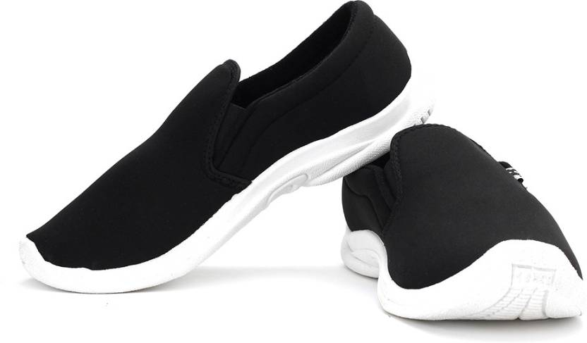bata mushy canvas loafers buy black color bata mushy