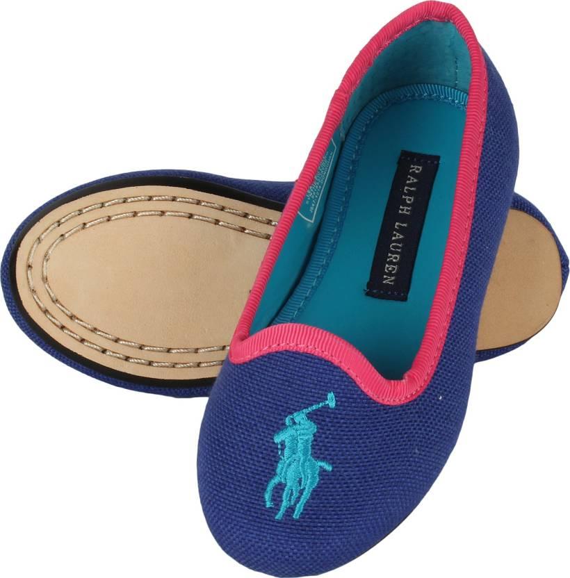 b86e9b175b RALPH POLO LAUREN Women Blue Sneakers For q06wd0F