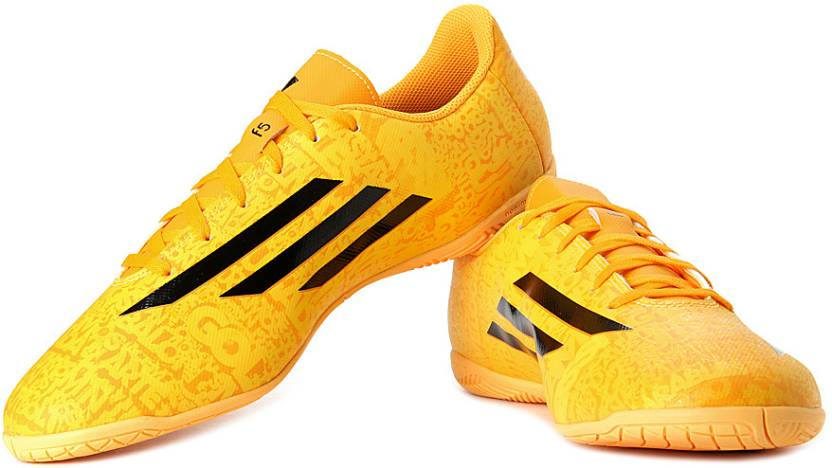 9bde4b7ac82 ADIDAS F5 In (Messi) Football Shoes For Men - Buy Black Color ADIDAS ...