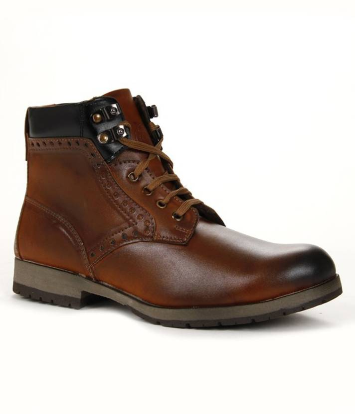 6caf05be2b8 Bacca Bucci High Ankle Length Boots For Men