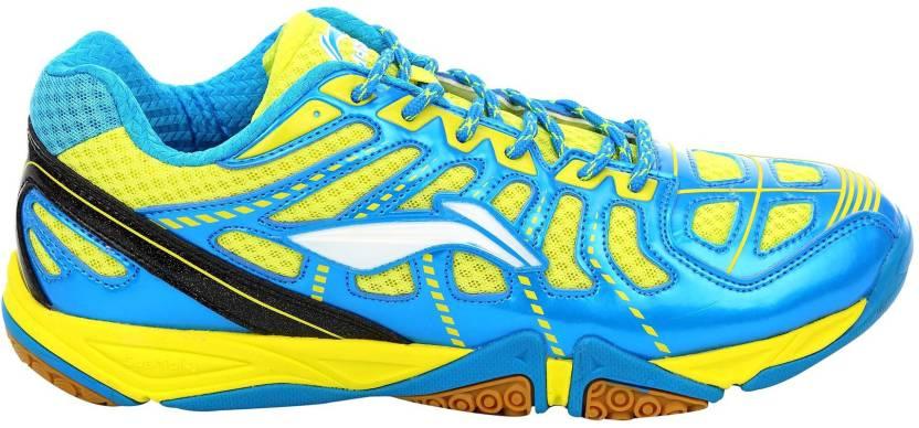 Li Ning Turbo Spider Badminton Shoes For Men