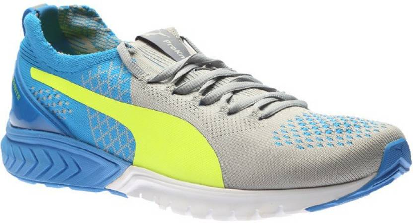 Puma IGNITE Dual PROKNIT Running Shoes For Men - Buy Quarry-Electric ... a48a545bf