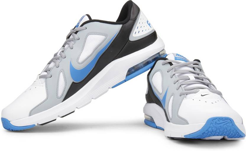 17151b549c Nike Air Max Crusher Running Shoes For Men - Buy White, Blue Color ...