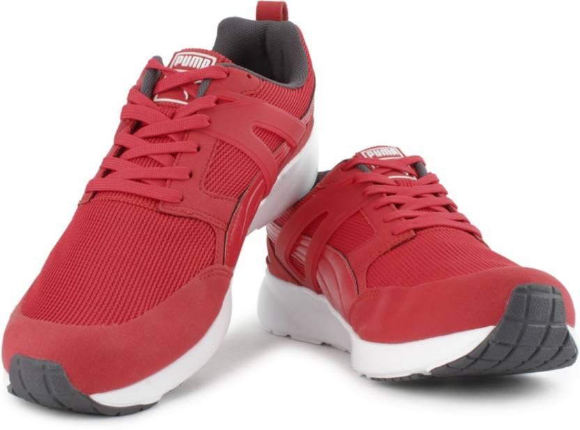 13c14c725ee6 Puma Aril Men Running Shoes For Men - Buy High Risk Red