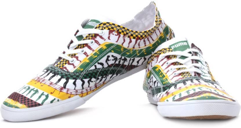 8b879bc9d67ab7 Puma Tekkies Ska Target Oc Sneakers For Men - Buy White