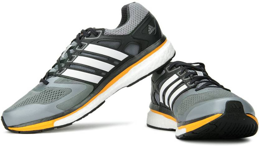 size 40 5e007 b5645 ADIDAS Supernova Glide 6 M Running Shoes For Men (Grey)