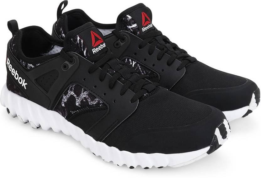 REEBOK TWISTFORM 2.0 GR Men Running Shoes For Men - Buy BLACK WHITE ... a4f025ba7