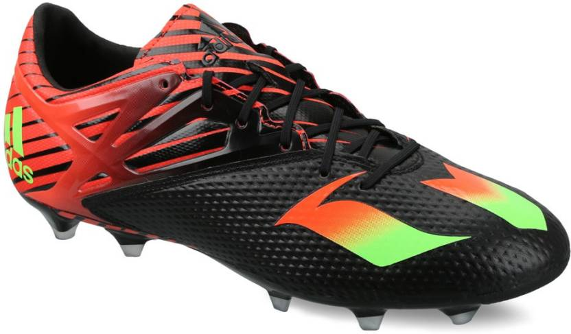 73f2281c84a ADIDAS MESSI 15.2 Men Football Shoes For Men - Buy CBLACK SGREEN ...