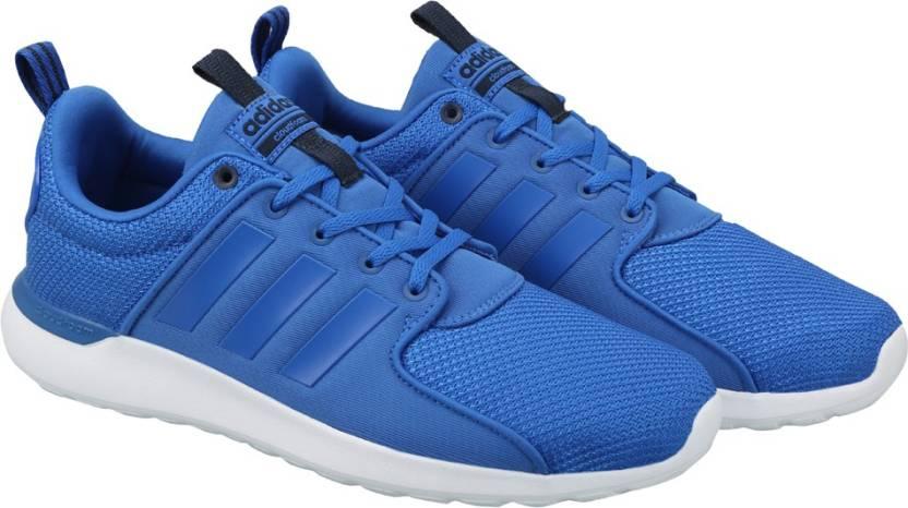 Pour Racer Les Adidas Lite Hommes Cloudfoam Neo Et Baskets Bleues qxp0wtU