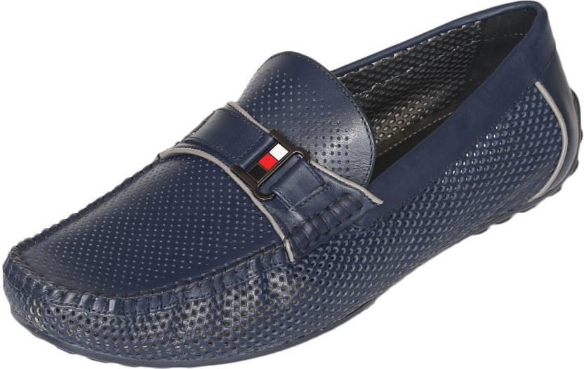 Rosso Brunello Loafers For Men