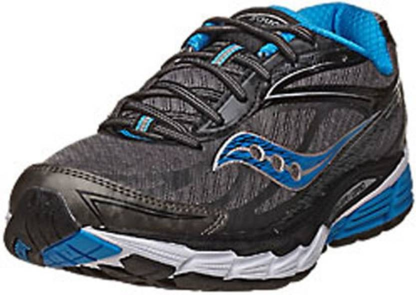 7e2dfd49f2 Saucony Ride 8 Men's Running Shoes For Men - Buy Grey-Black-Blue ...