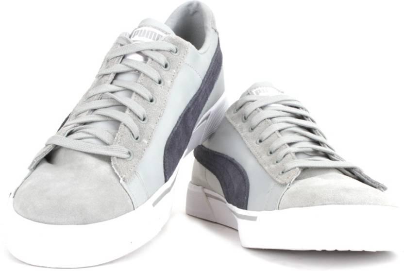 bd8b0af357c9ad Puma Benny Breaker Sneakers For Men - Buy Limestone Gray