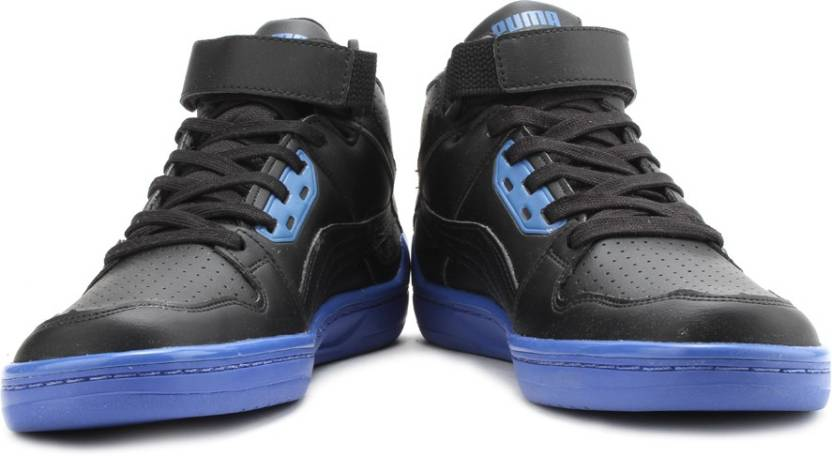 2a755e37333e Puma Unlimited Mid DP Mid Ankle Sneakers For Men - Buy Black ...