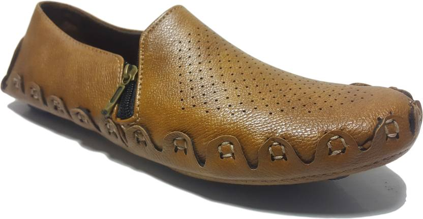 e043aa8a5698 Finax Loafers For Men - Buy Tan Color Finax Loafers For Men Online ...