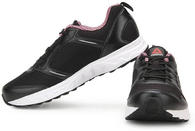 e289dfbb236 REEBOK ROAD RUSH Running Shoes For Women - Buy BLK WHT ICONO PINK ...