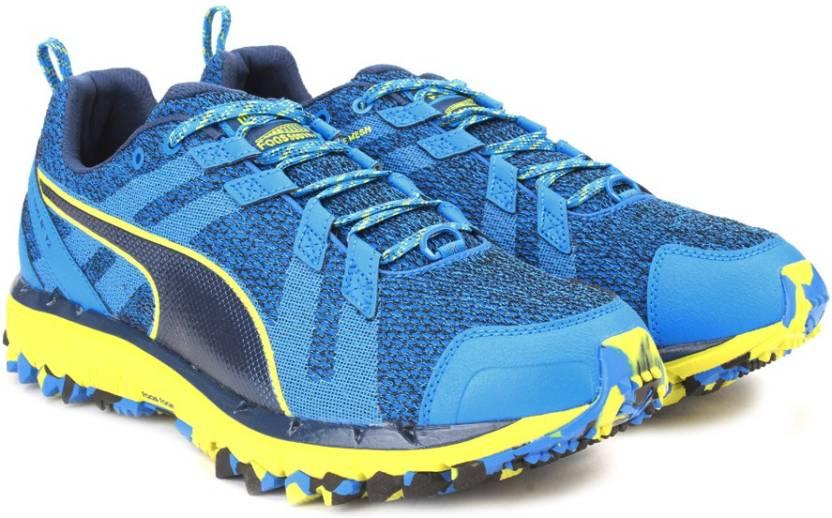 Puma Faas 500 TR v2 Men Running Shoes For Men - Buy Cloisonne ... 541a7cbe4