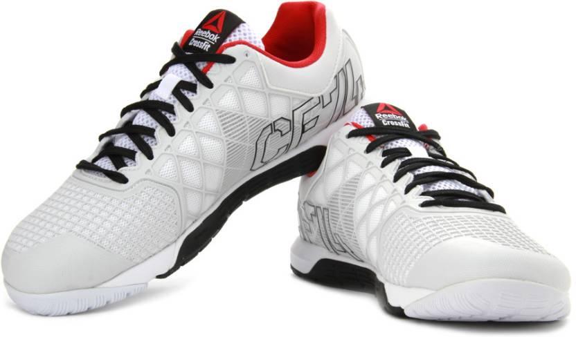 e0c1318630db15 REEBOK R Crossfit Nano 4.0 Training   Gym Shoes For Men - Buy Black ...