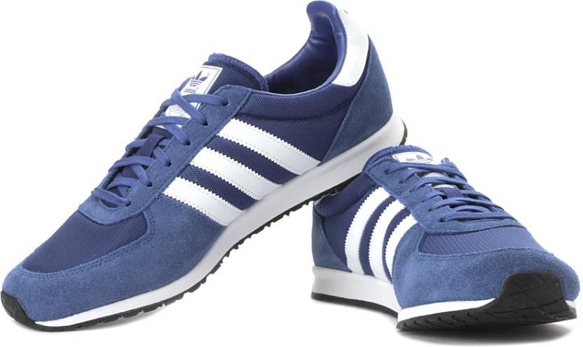 design intemporel 2d490 e86a2 ADIDAS Adistar Racer Sneakers For Men