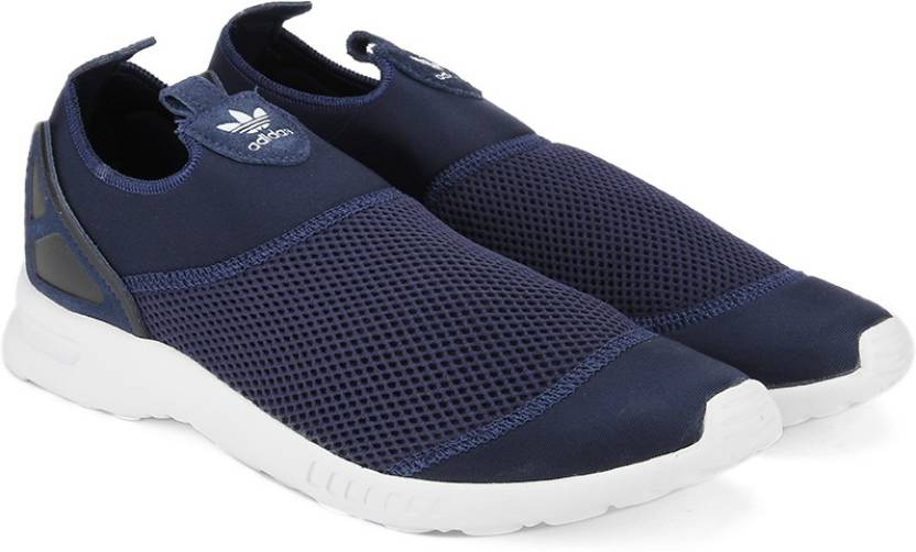 detailed look 56cdc 9d692 ADIDAS ORIGINALS ZX FLUX ADV SMOOTH SLIP ON W Sneakers For Women