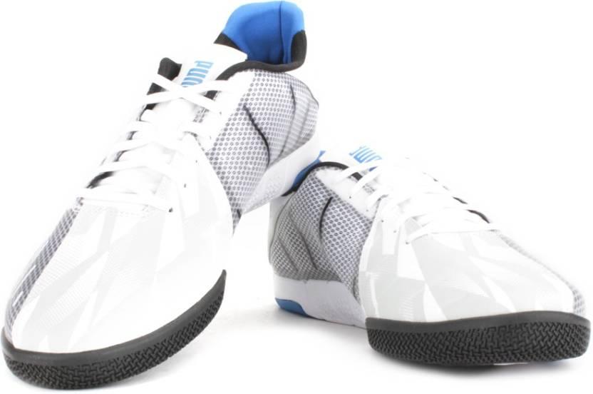 8155f546d0b Puma Neon Lite 2.0 Badminton Shoes For Men - Buy White
