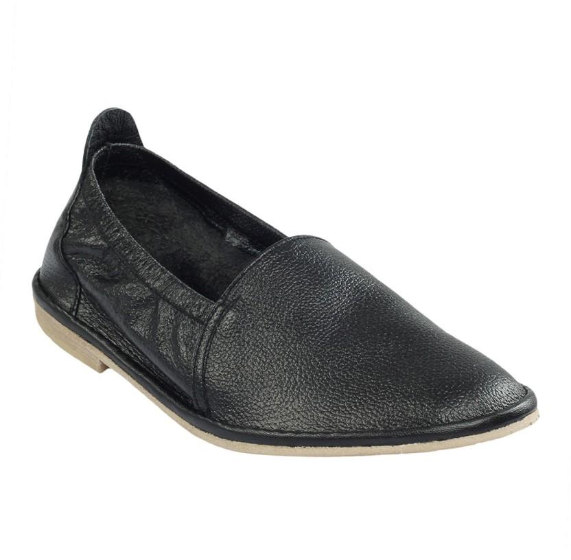 Shoe Bazar Leather Casual Shoes For Men