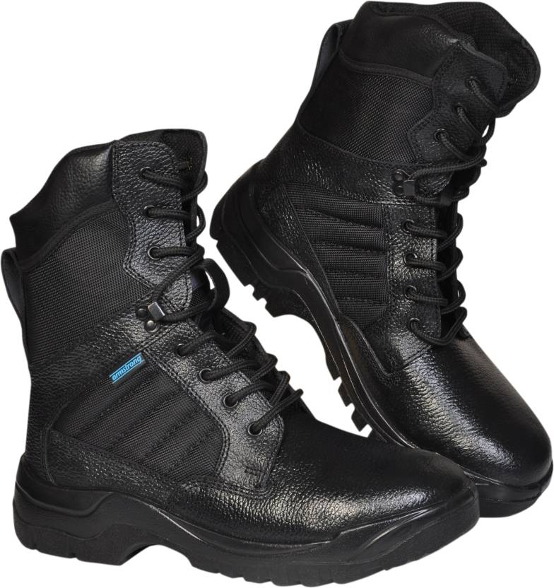 Armstrong Safety Protecto Safety Boots For Men - Buy Black Color ... 9a28489c9852