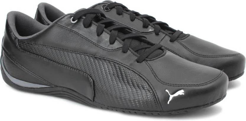 aa369f79099869 Puma Drift Cat 5 Carbon Sneakers For Men - Buy Puma Black Color Puma ...