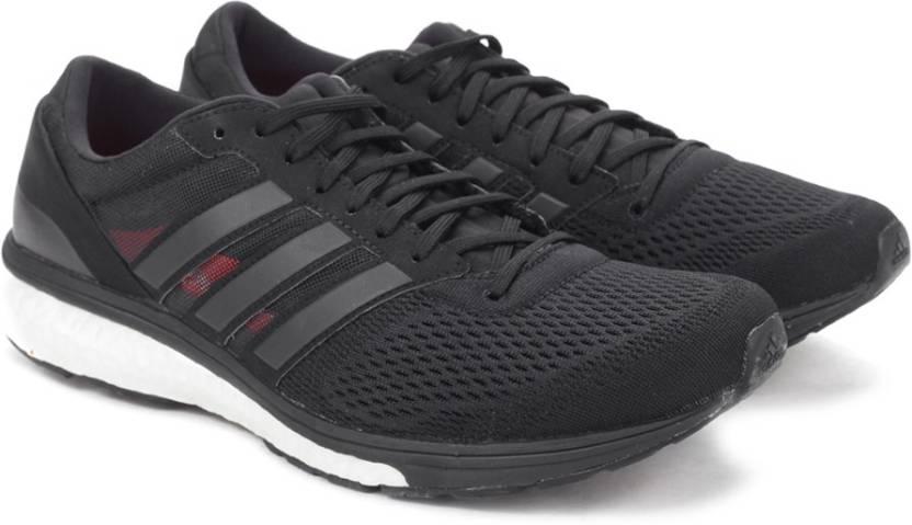ADIDAS ADIZERO BOSTON 6 M Running Shoes For Men - Buy CBLACK CBLACK ... 2cf50802e