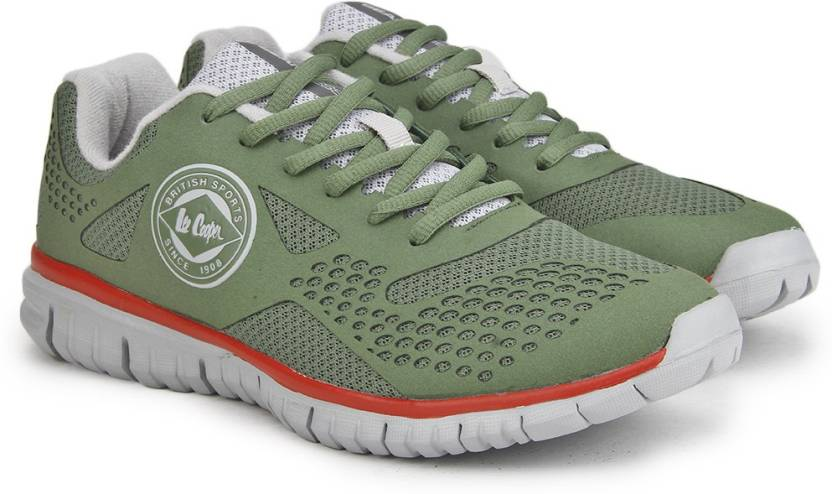 e292703949 Lee Cooper Men Running Shoes For Men - Buy Olive Color Lee Cooper ...