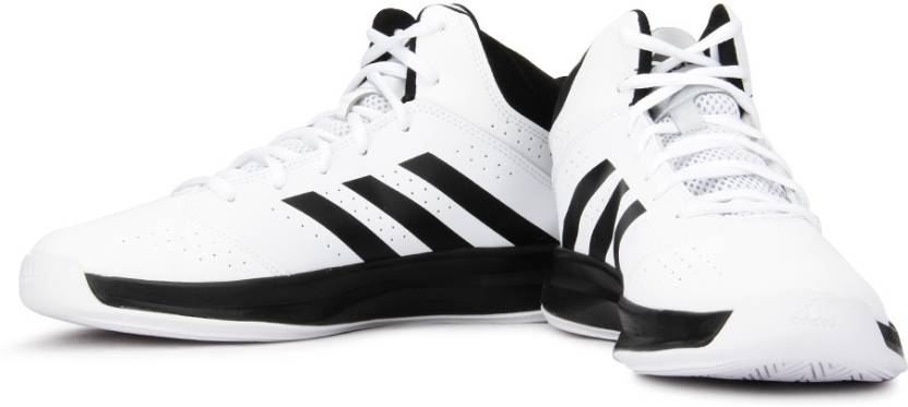 ADIDAS Isolation 2 Men Basketball Schuhes For Men 2 Buy Weiß, schwarz ... b51d39