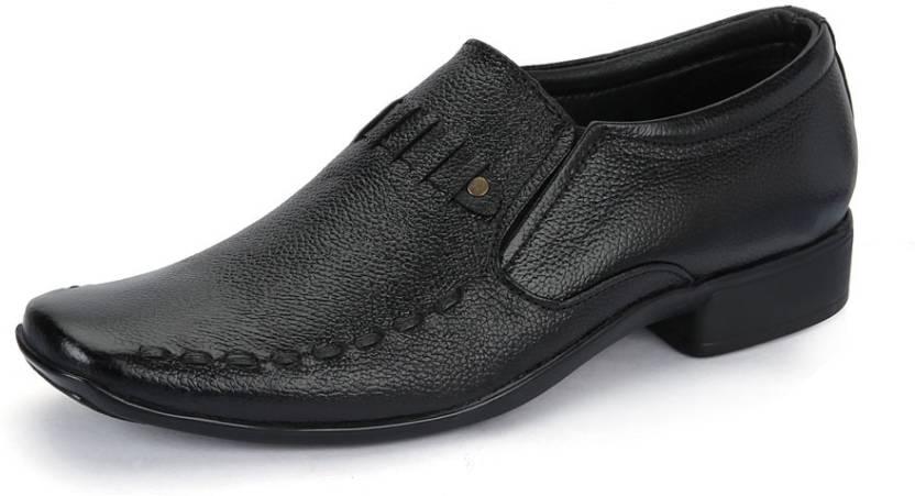 43c00dc3d9b2 Adam's Heel DAM Slip On For Men - Buy Black Color Adam's Heel DAM ...