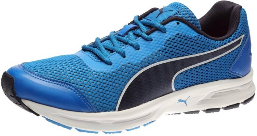220a1d37c2dc Puma Running Shoes For Men - Buy Electric Blue Lemonade-Peacoat ...