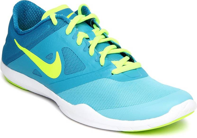 28b43279a65 Nike Wmns Studio Trainer 2 Running Shoes For Women - Buy CLRWTR VLT ...