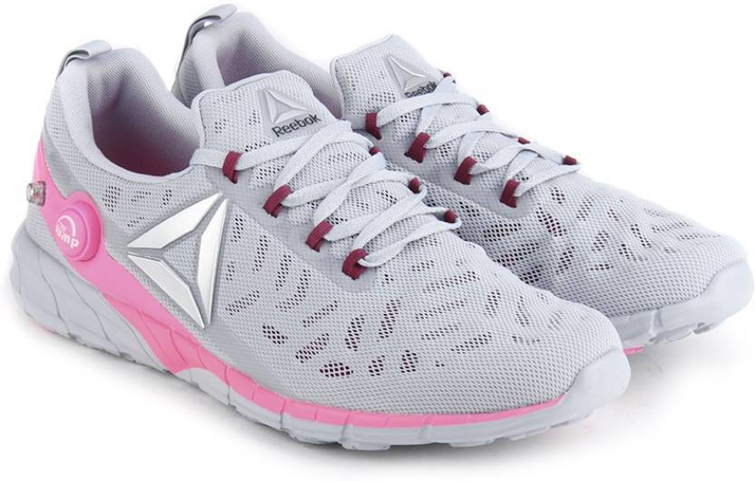 a462288b0 REEBOK ZPUMP FUSION 2.5 Running Shoes For Women - Buy GREY BERRY ...