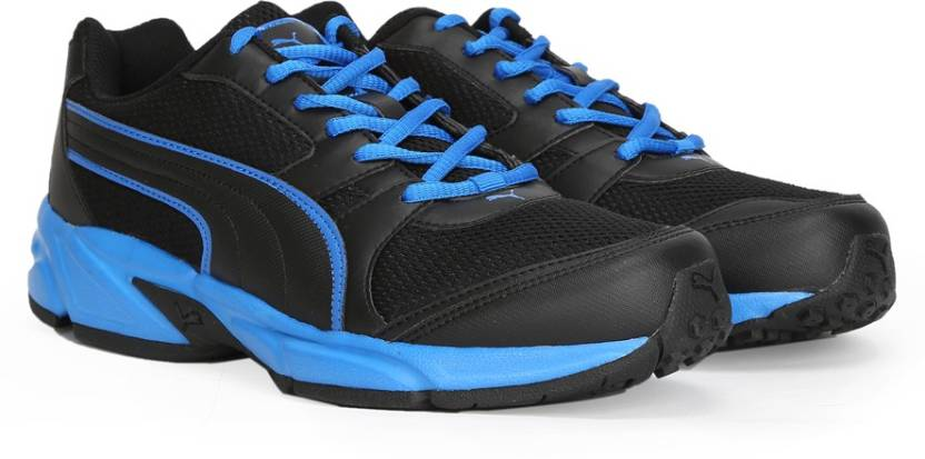 Puma Strike Fashion II DP Running Shoes For Men - Buy Puma Black ... 549ceb3aa