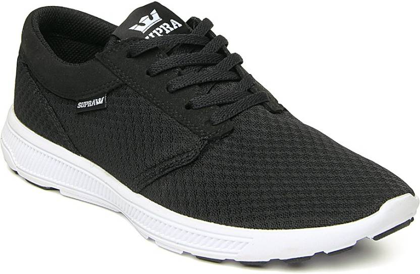 Supra Hammer Run Casual Shoes For Men - Buy Black Black-White Color ... 9535f3b64c