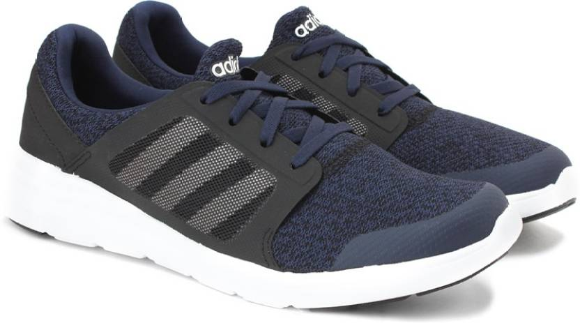 pretty nice cb96a 4b69b ADIDAS NEO CLOUDFOAM XPRESSION W Sneakers For Women (Black, Navy)