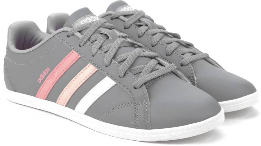 pretty nice 131d2 12a2f ADIDAS NEO CONEO QT Sneakers For Women (Grey)