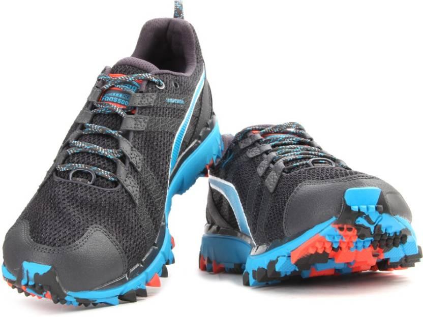 Puma Faas 500 TR v2 Weave Trail Running Shoes For Men - Buy asphalt ... 10acea5c1
