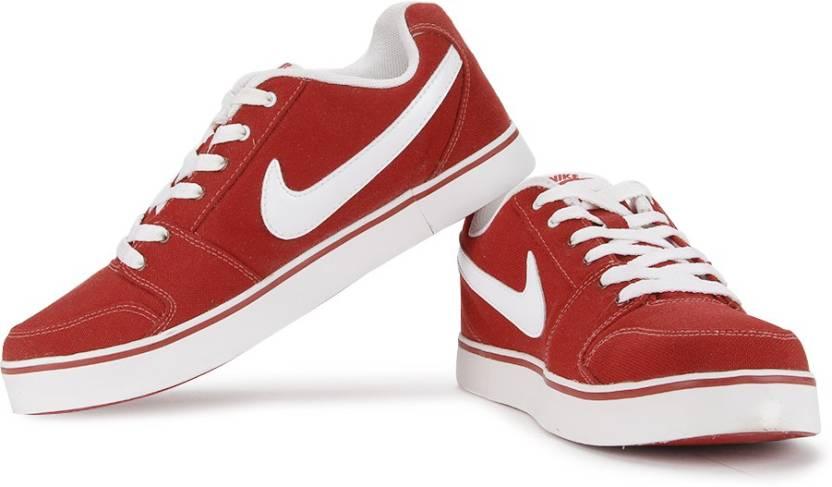 Nike Liteforce In Low Ankle Sneakers For Men - Buy Red Color Nike ... ca644b5ba