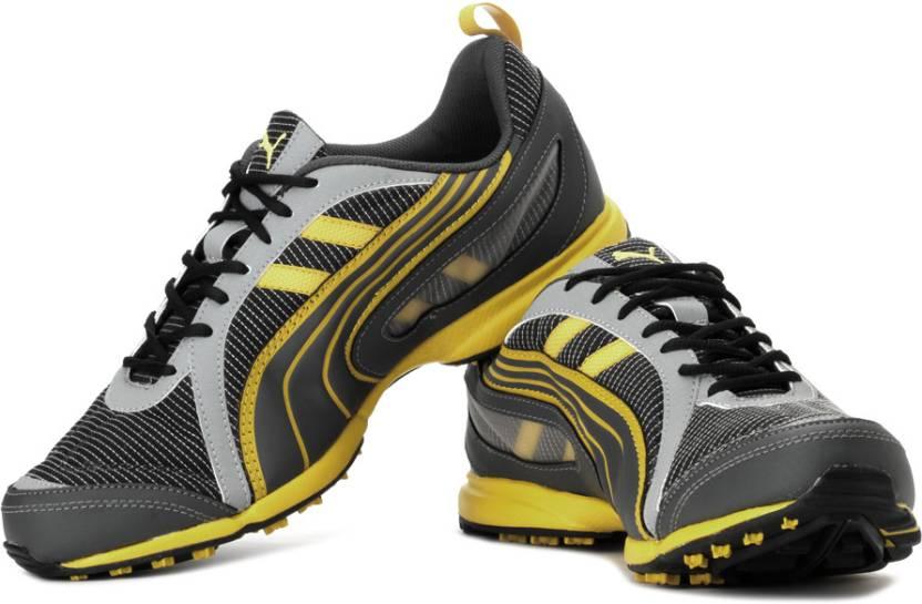 f5495783b754 Puma Sienna Ind. Running Shoes For Men - Buy Dark Shadow